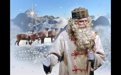 Voščilo dedka Mraza